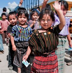 We're almost to our goal of 2k! We've raised $ 785 for the kids of Guatemala! Join the fun by the end of the year - buy a raffle ticket, get a tax donation and help the kids! http://su.pr/2YxwY4