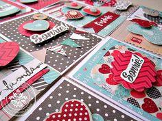 MUCHAS GRACIAS Te traemos una tarjeta de agradecimiento  por tu participación en nuestro concurso y te damos la ganadora de el, no te lo pierdas y gracias por participar !!! http://crea-lo-inimaginable.blogspot.mx/2016/02/mini-cards-y-ganadora-del-mes-de-febrero.html #texturarte #love #sanvalentin #scrapbook #scrapbooking