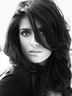 Alexi Lubomirski photographs Salma Hayek for Vogue Germany, Sep 2012.