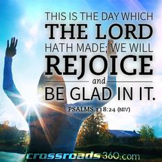 Rejoice! #rejoice #beglad #scripture #bible #god #Christian #Christianity #crossroads360