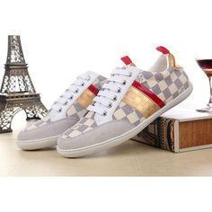 Louis Vuitton LV Leather shoes for men, 1 : 1 quality trainers & sneakers, inner hogskin #LNVSHO-454