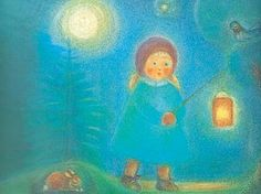 Martinmas - Wonderful unit study (pdf file) for St Martin's day crafts ,songs etc..including the german lyrics for the common lantern songs.