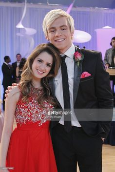 AUSTIN & ALLY - 'Last Dances & Last Chances' - Carrie threatens to tell her sister Piper, who happens to be Austin's prom date, that he'd rather be at the prom with Ally. Meanwhile, Piper is growing suspicious of Austin's relationship with Ally. This episode of 'Austin & Ally' airs Sunday, August 24 (8:00 PM - 8:30 PM ET/PT), on Disney Channel.