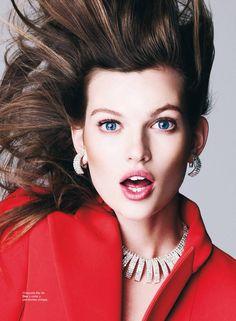 Dior | Harper's Bazaar Spain December 2013