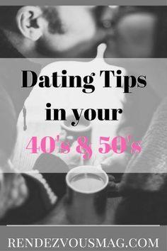 dating after divorce 40s