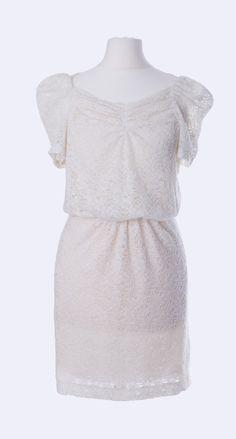 Robe vieux rose h&m