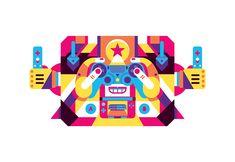 MIMEC 2014 : Living Digital on Behance