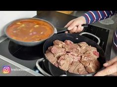 You will not want to try anyone else who tries this – Meat Foods Ideas Shellfish Recipes, Meat Recipes, Homemade Beauty Products, Feel Good, Steak, Food And Drink, Health Fitness, Dishes, Chicken