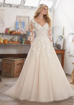 Mori Lee Maira #8110 Available at Bridal Collections Spokane, WA www.thebridalcollections.com