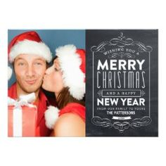 Cute couples Christmas card!