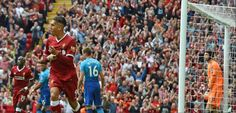 Liverpool-Arsenal 4-0, i Reds annientano i Gunners - http://www.contra-ataque.it/2017/08/27/liverpool-arsenal-tabellino-pagelle.html