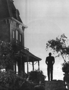 Psycho (1960) - Starring Anthony Perkins and Janet Leigh  Dir. Alfred Hitchcock