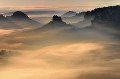 SAXON SWITZERLAND  by   Tomas Morkes