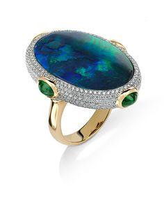 Jewelry Silos #opal #ring #jewelry