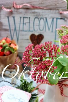 Stilbruch: Welcome ♡ Oktober