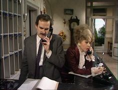 Advertising Won't Help Your Hotel If Your Service is Fawlty | Mother Distracted