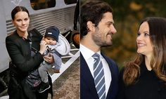 Prince Carl Philip and Princess Sofia of Sweden set off for a day of engagements in their duchy Värmland on Friday (Oct. 21) with a very special travel companion, their six-month-old son Prince Alexander. <br><p>The new parents brought their baby along on their journey to western Sweden, where they participated in a variety of events around town. </p> Click through to see the royal couple's adventures.