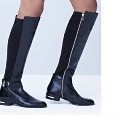 Best Boots for AFOs and Orthotic Wearers - Comfort and Fashion Boots Mk Boots, Michael Kors Boots, Wide Shoes, Comfortable Boots, Designer Boots, Cool Boots, Fashion Boots, Leather Boots, Outfits