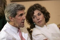 KERRY'S WIFE FLOWN FOR EMERGENCY CARE: This weekend, during a vacation on Nantucket, Secretary of State, John Kerry, stood beside his wife as she was flown to Mass General Hospital after the local hospital on Nantucket was deemed too small to handle a condition of her size. The exact happenings of the medical incident have yet to be released.