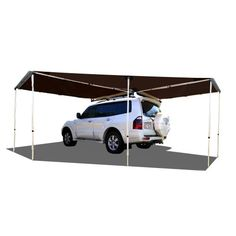 Tough Rear Awning 1.4x2m | 4wd Accessories | Pinterest ...
