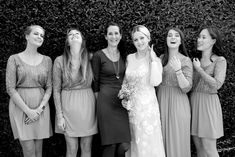 And unique. Your wedding day should be one-of-a-kind and documented in similar fashion. Boutique Wedding Collective captures the spirit, flavour, character, style and essence of your big day. Bridesmaid Dresses, Wedding Dresses, Maids, Big Day, Wedding Day, Wedding Photography, Portraits, Boutique, Black And White