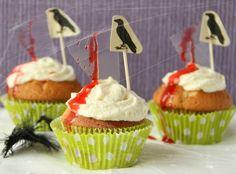 Honey Cupcakes: Halloween edition.
