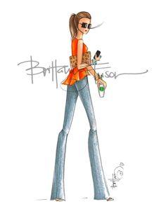 Venti [ brittanyfuson.blogspot.com ]