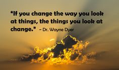Blog post at Silver Linings : The first time I was exposed to Wayne Dyer, I was at a close friend's home sitting in her office/library chatting. I noticed this book she h[..]