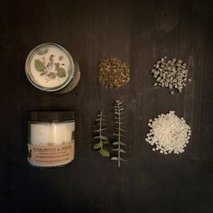 CLEANSE, PROTECT & BREATHE  gemstone - pyrite floral - eucalyptus, mint essential oils - balsam fir, cedarwood, eucalyptus, lavender, pine, spearmint  Our floral and gemstone candles are individually handcrafted, making each one unique and special. Made with soy wax, wild-crafted, dried flowers/herbs, healing gemstones and essential oils.   #forthehome #candles #aromatherapy #essentialoils #soycandle Paraffin Candles, Soy Candles, Healing Gemstones, Balsam Fir, Thing 1, Glass Containers, Burning Candle, Wax Melts, Fragrance Oil