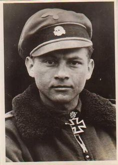 Micheal Wittmann greatest tanker to live.