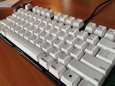 Custom Apple Mac Keycap Keyset for Cherry MX Keyboards (key caps only, LAST SET)