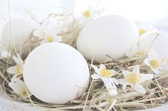 White and Shabby: FROHE OSTERN!