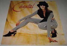 CHANTAL ANDERE - REGRESA - MEXICAN LP W/INSERT musculo