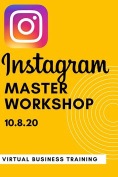 Instagram for business is a powerful tool that can elevate your company's visibility and grow sales. Instagram has expanded their business profile features, and this platform is FREE. Brands who are utilizing Instagram for business are going to be ahead of those who are not, so now's the time to get on board or be left behind. In our 3-hour virtual training, from the comfort of your office or home, you can learn valuable modern marketing tips to grow your business through Instagram. Join us! Marketing Quotes, Marketing Plan, Real Estate Marketing, Content Marketing, Affiliate Marketing, Digital Marketing, Business Motivation, Business Quotes, Social Media Landscape