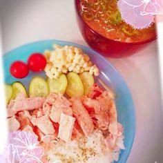 炊飯器のみで楽チン晩ご飯! - 3件のもぐもぐ - シンガポールチキンライス by 愛華
