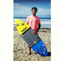 Mohammed Rahma, Emirati surfer