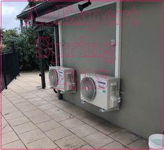 Air Conditioning Expert level 1/241 Adelaide st Brisbane Installation of Panasonic split system air conditioner in Hamilton Brisbane 2018