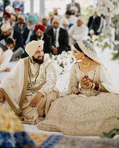 wedding lehnga - wedding lehnga + wedding lehnga designs latest + wedding lehnga bridal lehenga + wedding lehnga royals + wedding lehnga indian + wedding lehnga for sister + wedding lehnga designs latest bridal + wedding lehnga red Sikh Wedding Dress, Punjabi Wedding Couple, Lehenga Wedding, Indian Bridal Lehenga, Desi Wedding, Wedding Suits, Bridal Dresses, Sister Wedding, Wedding Couples