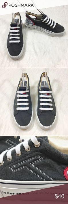 33d358d0f Tommy Hilfiger Vintage 90s Slingback Sneakers 8 Brand  Tommy Hilfiger Style  Name Number