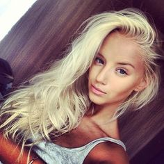 pretty blonde hairstyles : ... about Blonde Hair Ideas on Pinterest Blonde Hair, Blondes and Blond