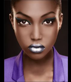 Makeup by black|Up Cosmetics - Luxury Make Up for Ethnic Skin Tones & Women of Color | black|Up cosmetics