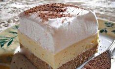 Rýchly dezert, ktorý Vás dostane svojou pudingovou plnkou. Suroviny Gaštanové pyré 500 g sušienky namrvené 250 g rum teda um 10 ml maslo 50 g Krém vanilkový puding 1 bal. mlieko 400 ml cukor kryštalový 100 g maslo 200 g smotana na šlahanie 500 ml vanilkový cukor 2 bal. stužovač do šlahačky 1 bal. Granko alebo strúhaná čokoláda na ozdobu