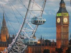 City Break in Londra! Voucherul de 25 Lei iti asigura pretul redus de 184 Euro pentru 2 nopti de cazare in Londra + transport avion si taxe incluse!