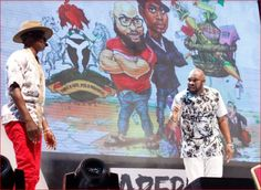 Widely celebrated OAP-comedian Steve Onu otherwise known as Yaw alongside veteran singer Sound Sultan addressed an array of issues plaguing the country through their recently concluded stage play titled 'Apere', which held on May 28, 2017 at EKO Hotels Convention Centre, Victoria Island,...