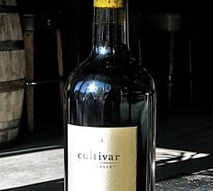 May 23, Sommelier Brick Loomis' hand-selected wine of the week: Cultivar Cabernet Sauvignon, Napa Valley 2010
