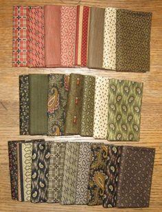 Madison Manor- new fabric from Jo Morton