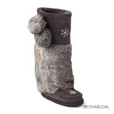 Manitoba mukluks. I want these.