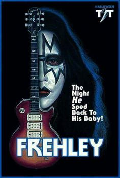 Kiss World, Kiss Art, Glam Metal, Ace Frehley, Hot Band, Evanescence, Rock Legends, Film Music Books, Cool Bands