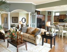 Florida Model Homes Interior | ... Marc Michaels Interior Design, Inc.
