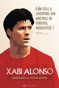 ♠ Happy Birthday former LFC player, Xabi Alonso Liverpool History, Liverpool Fans, Liverpool Football Club, Liverpool Legends, Liverpool Players, Best Football Team, Football Soccer, Fc Southampton, Xavi Alonso